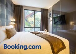 阿斯皮拉素坤逸路酒店 - 曼谷 - 睡房