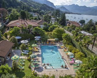 德拉托雷酒店 - 斯特雷萨 - 游泳池