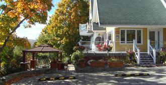 珀舒瓦尔之家住宿加早餐旅馆 - 拜圣保罗 - 建筑