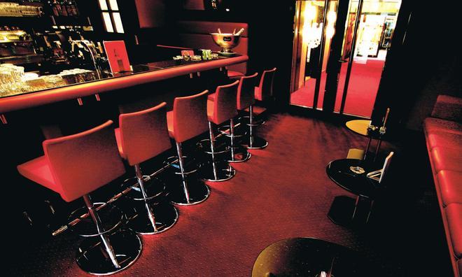 坎兹勒德拉格生活酒店 - 波恩(波昂) - 酒吧