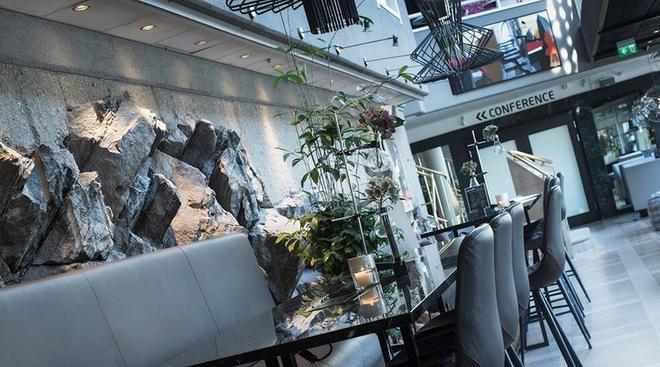 优质酒店-全景哥特堡 - 哥德堡 - 酒吧