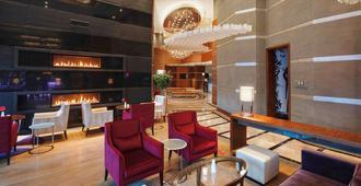 莫文皮克安卡拉酒店 - 安卡拉 - 休息厅