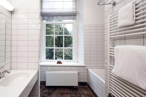 卡雷尔V大酒店 - 乌得勒支 - 浴室