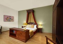 卡雷尔V大酒店 - 乌得勒支 - 睡房