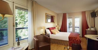 卡雷尔5号大酒店 - 乌得勒支 - 睡房