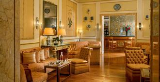 德格里阿蓝希酒店 - 罗马 - 大厅