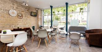 蒙马特丽晶青年旅馆 - 巴黎 - 餐馆