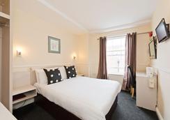 河畔小屋酒店 - 都柏林 - 睡房