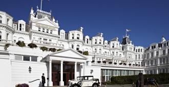 格兰德大酒店 - 伊斯特布恩 - 户外景观