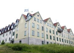 索勒姆贝斯特韦斯特酒店 - 维斯比 - 建筑