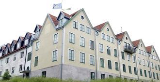 索尔姆贝斯特韦斯特酒店 - 维斯比 - 建筑