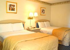 汤豪斯汽车旅馆 - 兰开斯特 - 睡房
