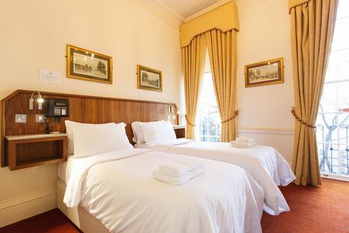 伦敦摩根酒店 - 伦敦 - 睡房