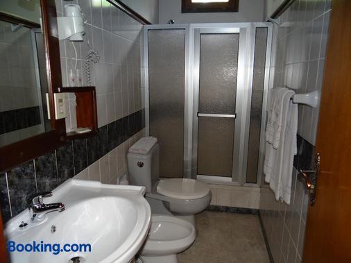 意大利酒店 - 科洛尼亞德爾薩克拉門托 - 浴室