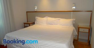 意大利酒店 - 科洛尼亞德爾薩克拉門托 - 睡房