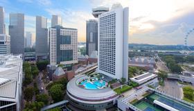 新加坡泛太平洋酒店 - 新加坡 - 建筑