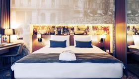 布加勒斯特市中心美居酒店 - 布加勒斯特 - 睡房