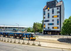 贝斯特韦斯特总站酒店 - 索非亚 - 建筑