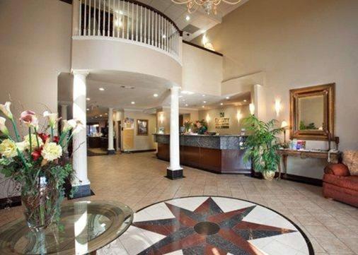 近大学质量酒店及套房 - 韦科 - 柜台
