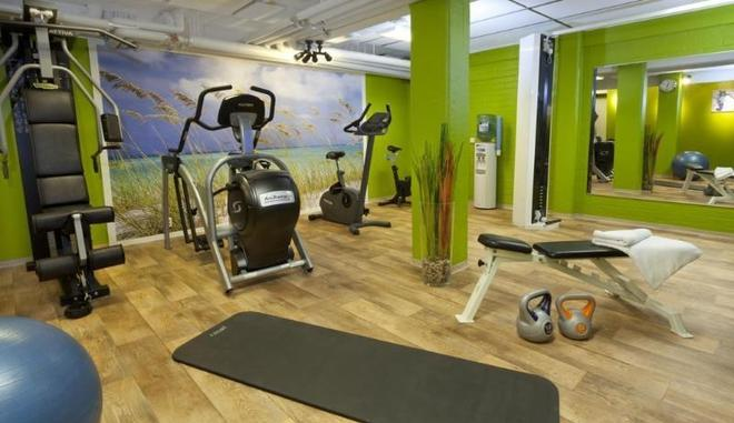 AVA - 赫尔辛基 - 健身房