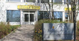 Hotel Ava - 赫尔辛基 - 建筑
