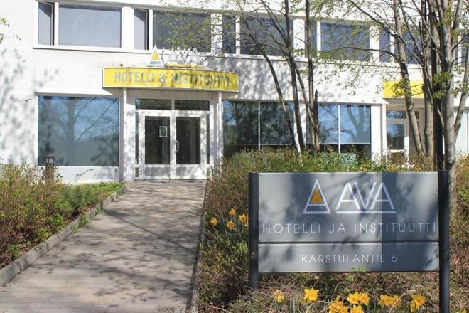 AVA - 赫尔辛基 - 建筑