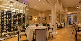 斯坦霍普酒店 - 布鲁塞尔 - 餐馆