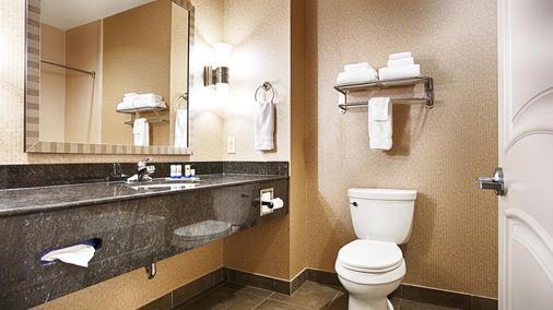 西佳plus特克萨卡纳套房旅馆 - Texarkana - 浴室