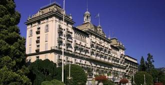 德斯伊利斯波若梅斯大酒店 - 斯特雷萨 - 建筑