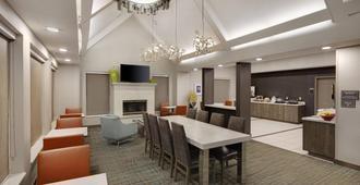 印第安纳波利斯机场住宅酒店 - 印第安纳波利斯 - 餐馆