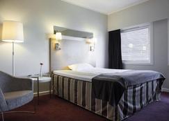 城市生活中心酒店 - 特隆赫姆 - 睡房