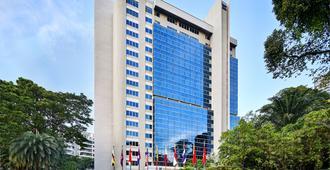 新加坡relc国际酒店 - 新加坡 - 建筑