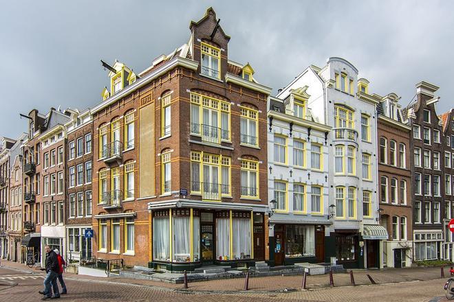 阿姆斯特丹维赫曼酒店 - 阿姆斯特丹 - 建筑