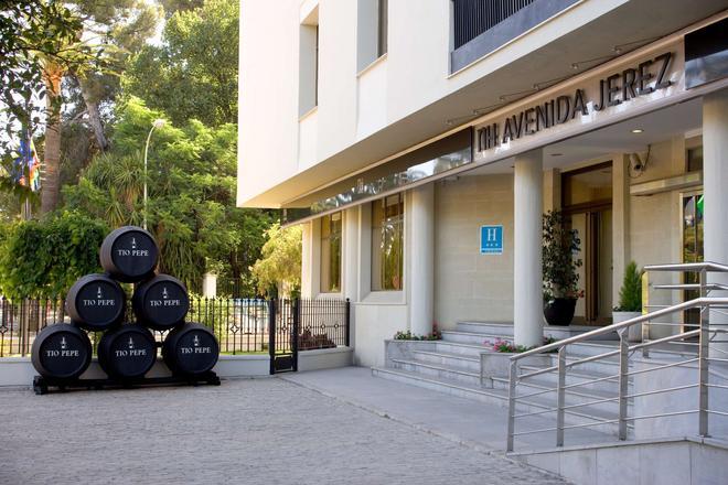 新罕布什尔州阿维尼达赫雷斯酒店 - 赫雷斯-德拉弗龙特拉 - 建筑