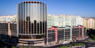 里斯本温德姆华美达酒店 - 里斯本 - 建筑