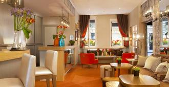 福煦公寓酒店 - 巴黎 - 休息厅