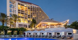 那不勒斯格兰德海滩度假酒店 - 拿坡里 - 建筑