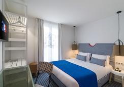 34B阿斯托利亚酒店 - 巴黎 - 睡房
