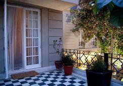 梦想精品酒店 - 圣地亚哥 - 阳台
