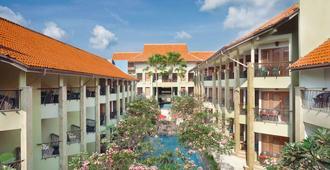 巴厘岛全季勒吉安酒店 - 库塔 - 建筑