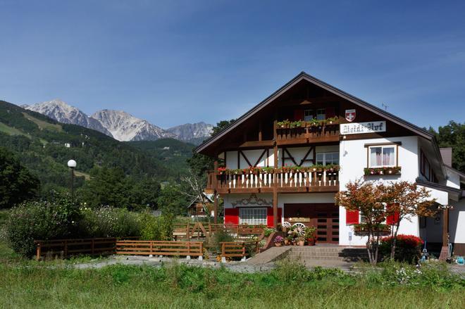 海蒂霍夫酒店 - 白马村 - 建筑