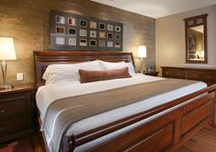贝斯特韦斯特普雷米尔贵族酒店 - 魁北克市 - 睡房