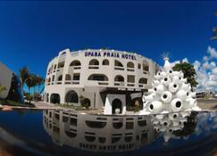 奥帕巴普拉亚酒店 - 伊列乌斯 - 建筑