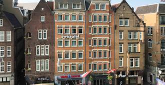 阿姆斯特丹瑞士酒店 - 阿姆斯特丹 - 建筑