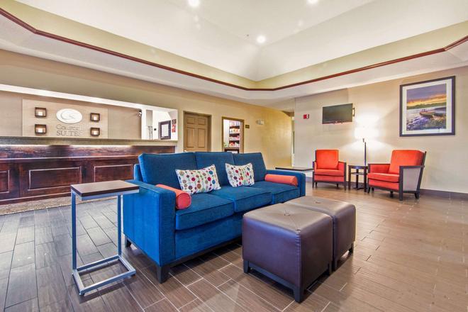 舒适套房酒店 - 罗切斯特 - 大厅