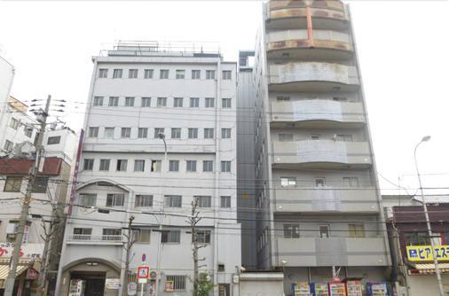 钻石酒店 - 大阪 - 建筑