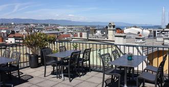 贝尔艾斯陪郎斯酒店 - 日内瓦 - 阳台
