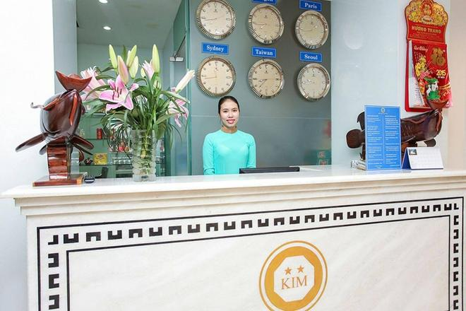 金西贡酒店 - 胡志明市 - 柜台