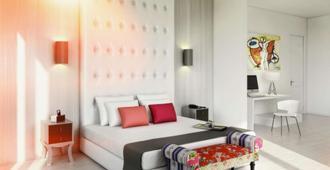 帕尔科客房及套房酒店 - 巴勒莫 - 睡房