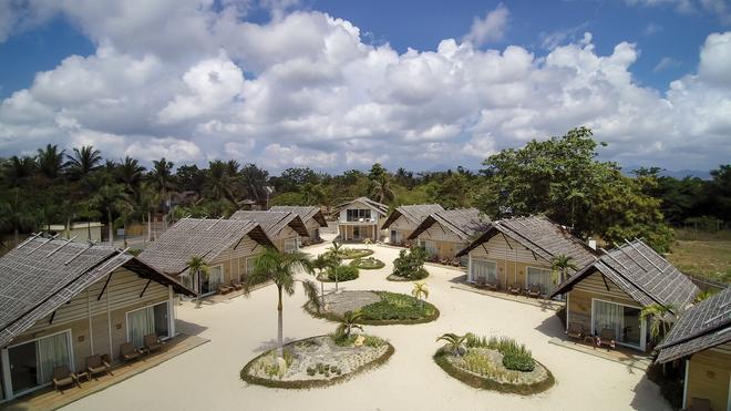 蓝巴拉望岛海滩俱乐部度假村 - 普林塞萨港 (公主港) - 户外景观